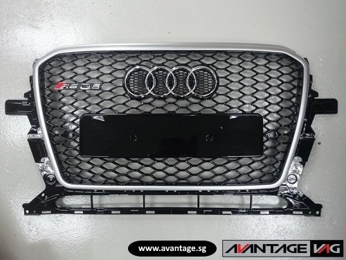 Q5 8R aftermarket RS grille