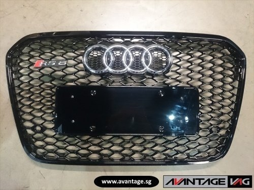 A5 B8.5 aftermarket RS grille
