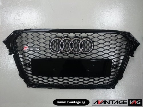 A4 B8.5 aftermarket RS grille