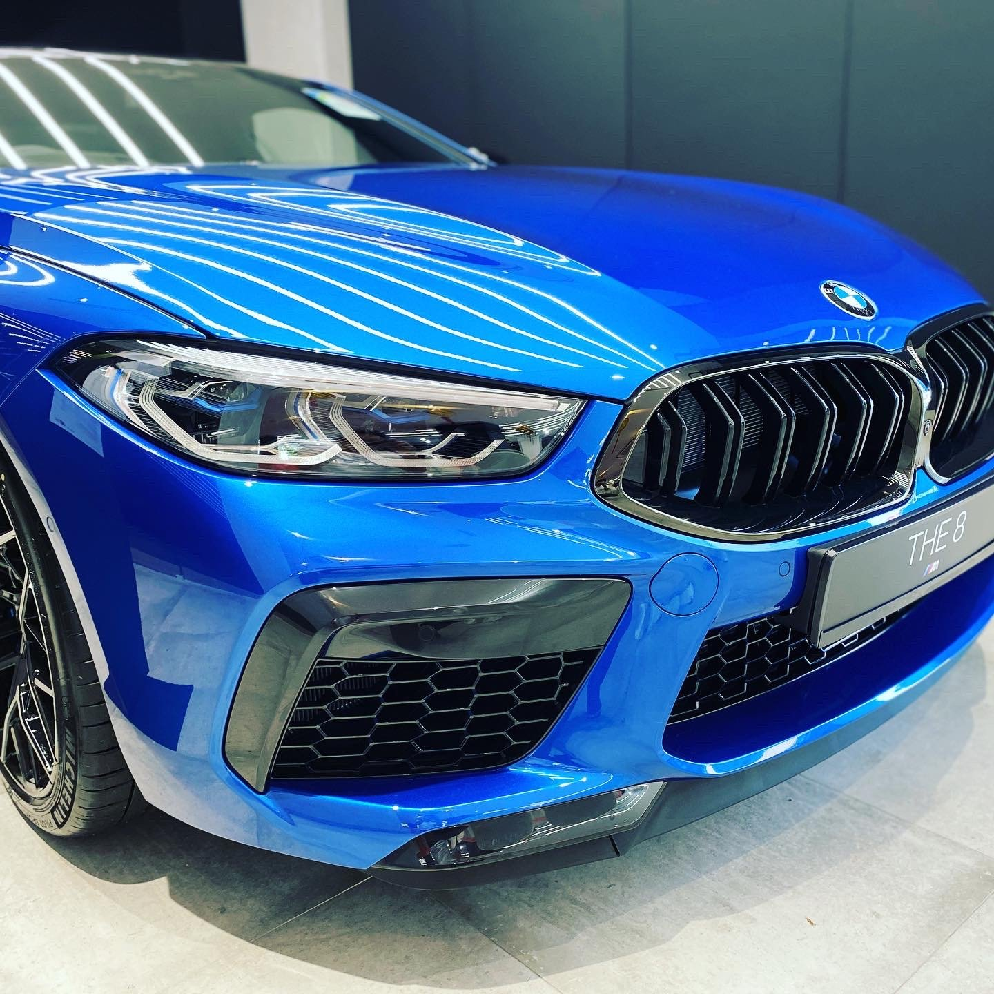 2020 Bmw M8 Competition Coupe For Sale: BMW M8 Competition For Sale In Singapore!