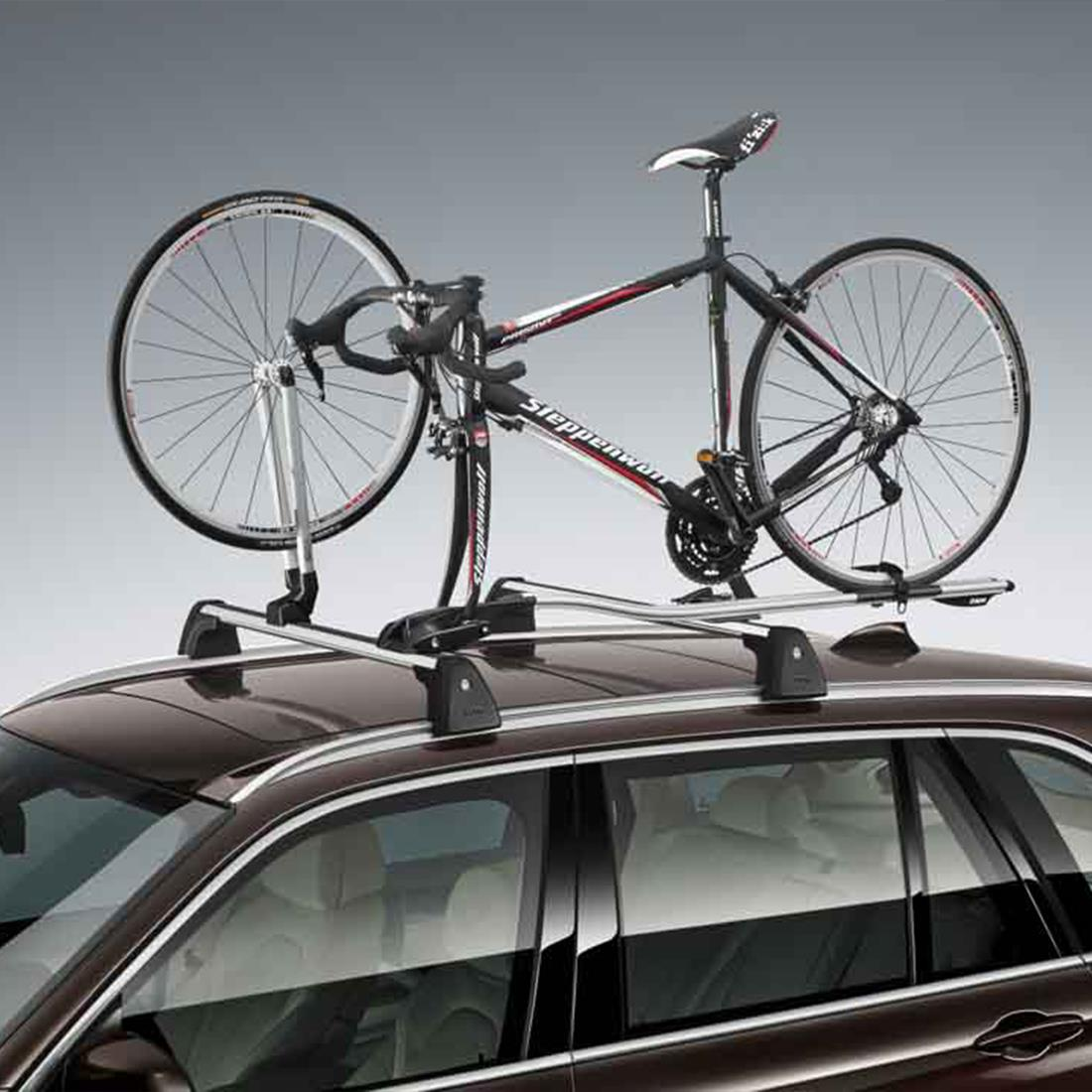 bmw racing bicycle roof rack
