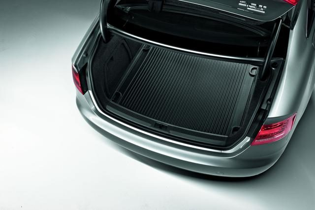 A4 B8 boot liner