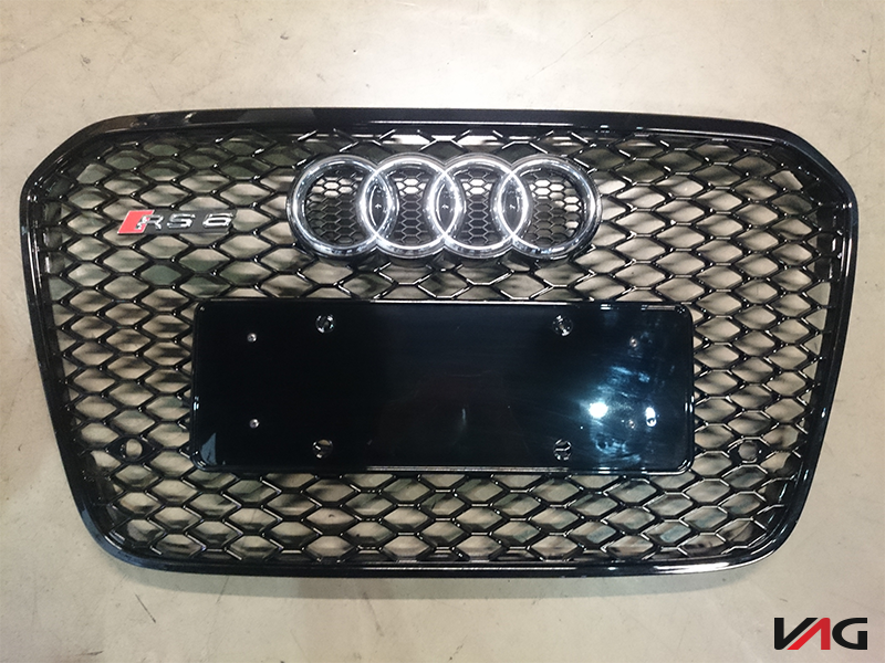 A6 C7 aftermarket RS grille